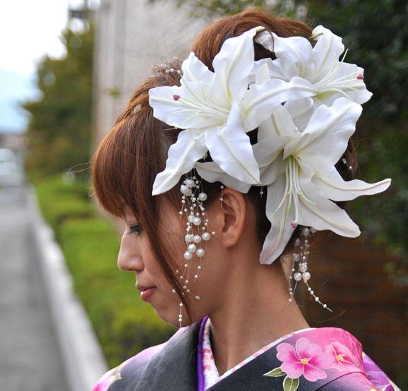 髪型 成人式髪型ロング編み込み : lionsign.net