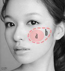 10代女子がなりたい顔ランキング4位!川島海荷風メイクの方法!!その2