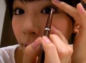 10代女子がなりたい顔ランキング1位!西内まりや風メイクの方法!その1