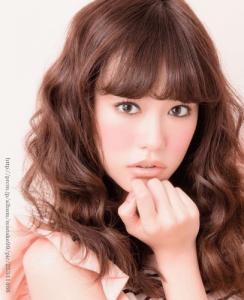 なりたい顔ランキング7位!桐谷美玲風メイクの方法!その1