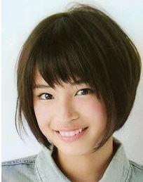 学校のカイダン 広瀬すずちゃんの髪型を真似したい!ボブヘアスタイルはどうやるの?その1