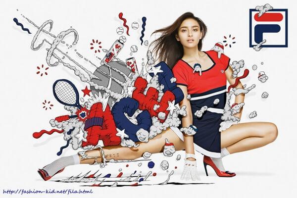 90年代ファッションが2015年流行!フィラ(FILA)って?おすすめコーデは?その2