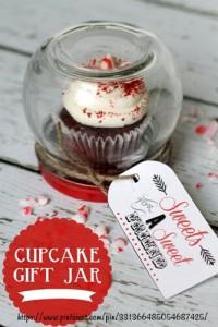 バレンタインラッピングの方法!カップケーキの簡単ラッピングアイデア集その1