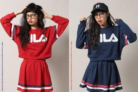 90年代ファッションが2015年流行!フィラ(FILA)って?おすすめ