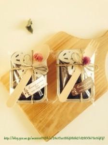 バレンタインラッピングの方法!生チョコの簡単ラッピングアイデア集その2