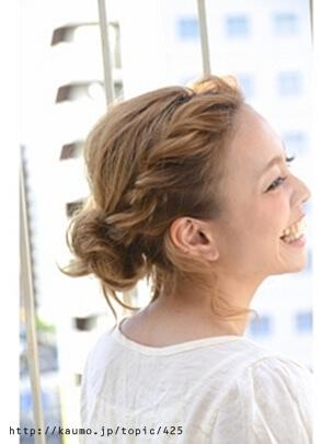 髪型 卒園式ママ髪型アレンジ , 写真 72