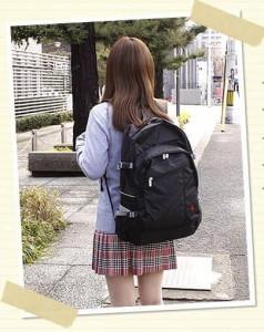 女子中学生(JC)通学リュック!人気ブランドは?おすすめベスト5 その1